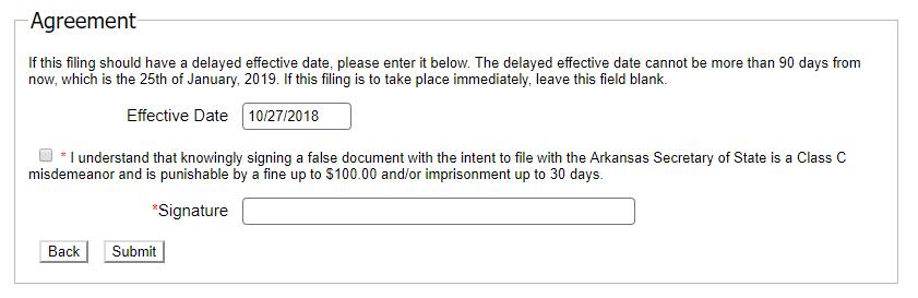 File your Arkansas LLC Free