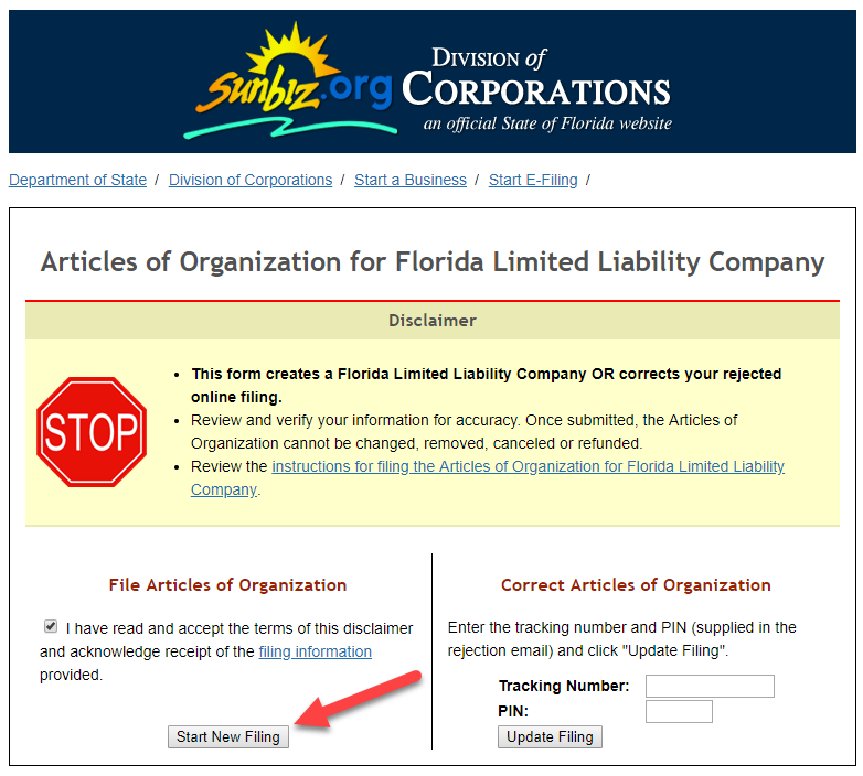How to File a Florida LLC