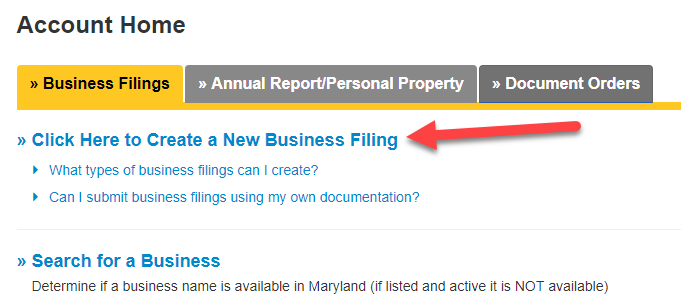 How to Form a Maryland LLC