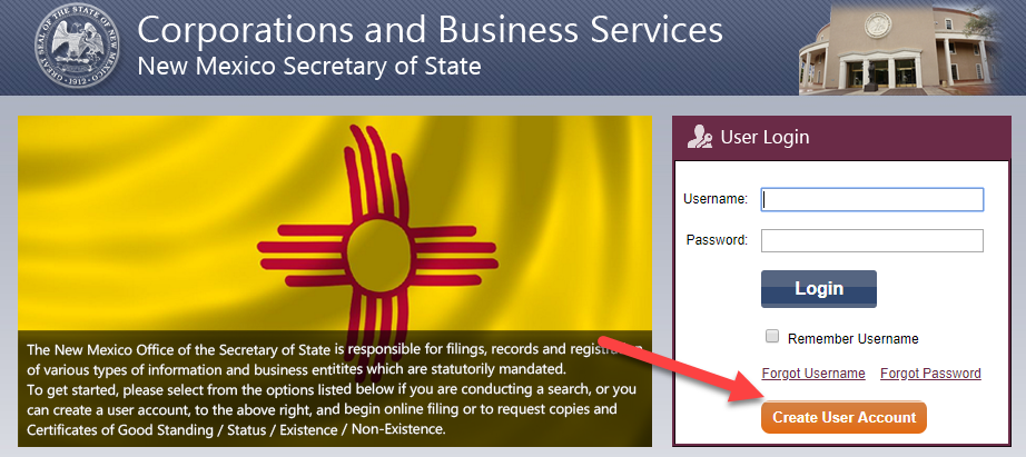 How to form an LLC in New Mexico