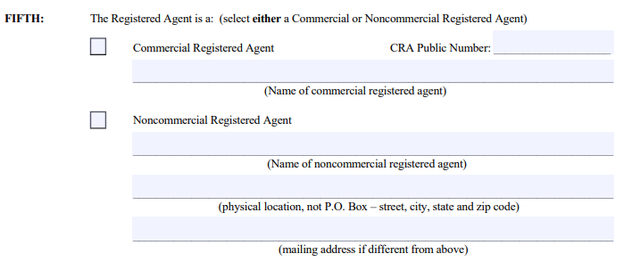 Maine LLC Registered Agent