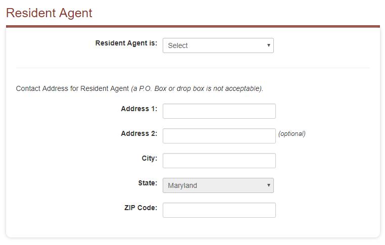 Maryland LLC Registered Agent