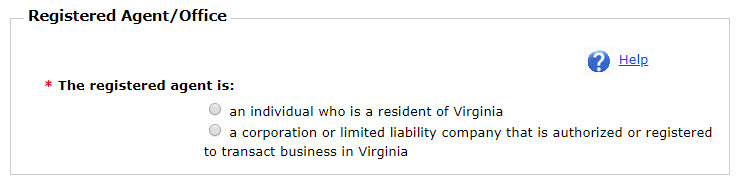 Virginia LLC Registered Agent
